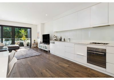 Luxury Boutique Building Offers Convenient Modern Living