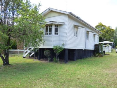 A great chance to enter the real estate market in beautiful Boonah