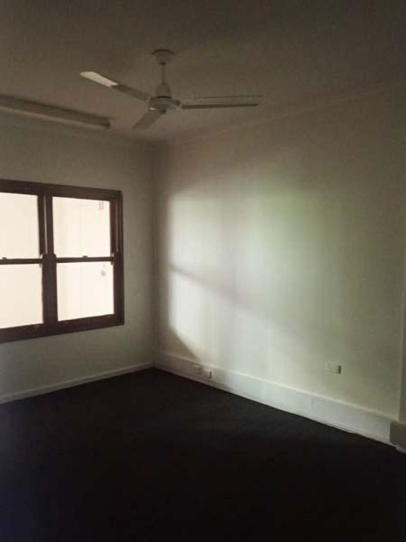 Large Office with Exposure to Napier Terrace