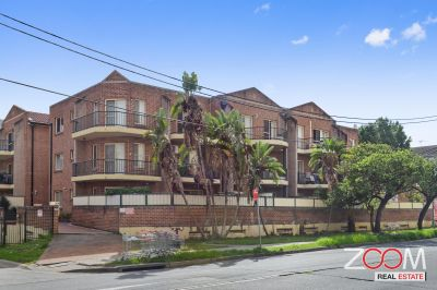 TWO-BEDROOM APARTMENT IN BURWOOD