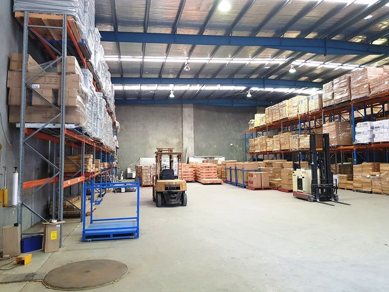 Quality Industrial Space Available For Lease