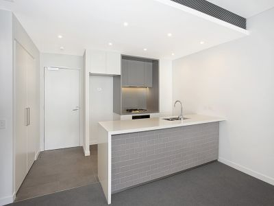 Open plan and flexible layout