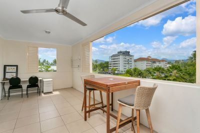 PRIME ASPECT - Esplanade Facing 3rd Floor End Unit With Water Views