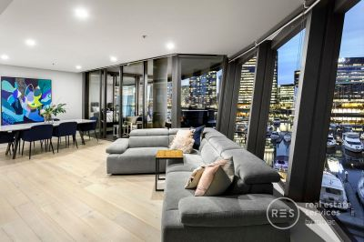 The apex of luxurious and generous 'Tower 5' living