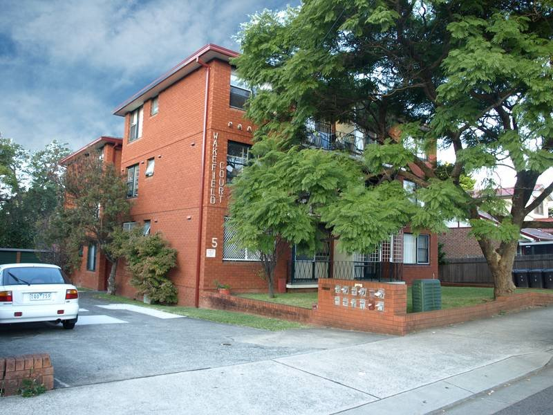 7/5 Henry Street, Ashfield