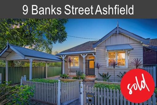 V Lo   Banks St Ashfield