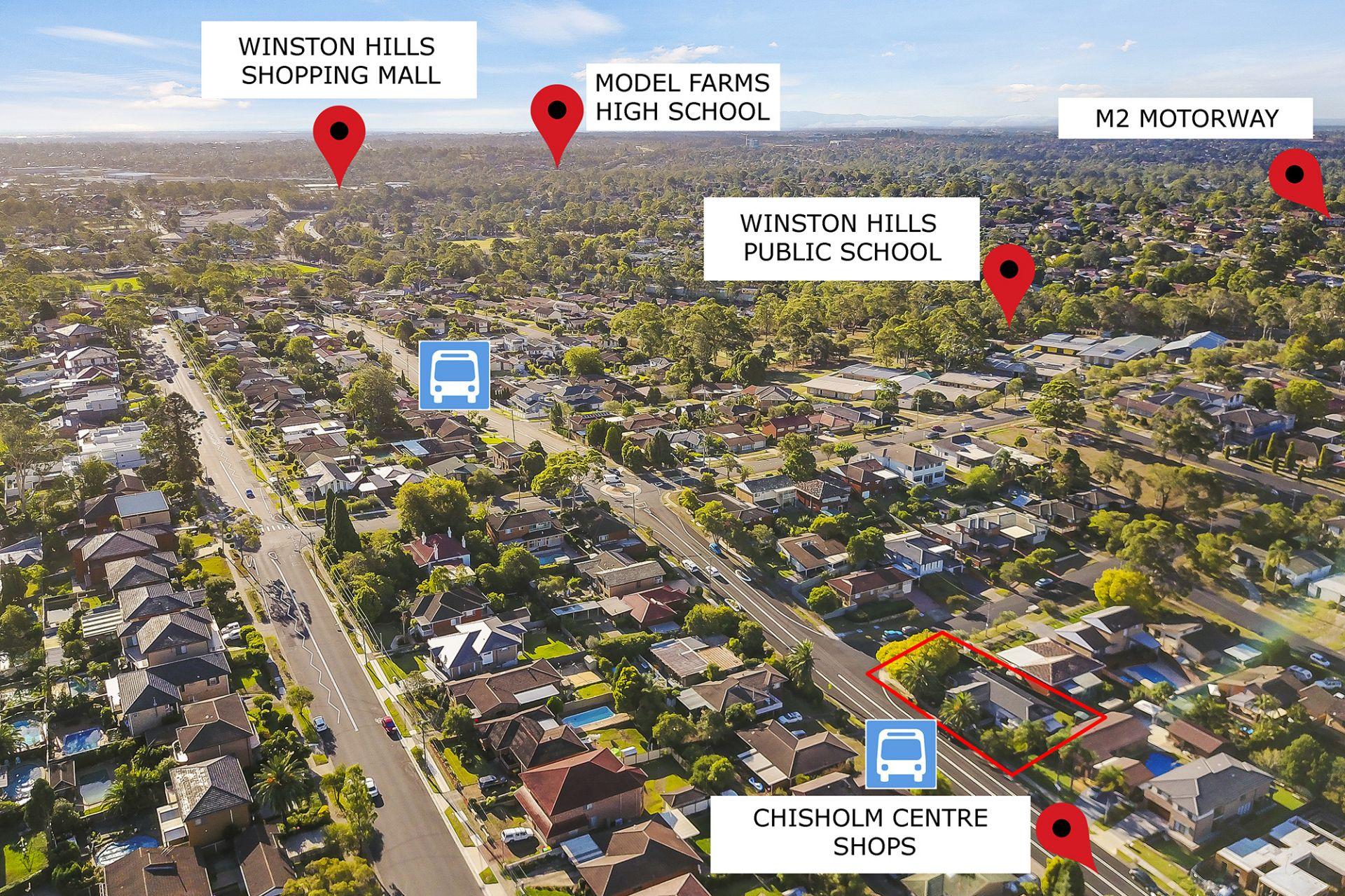58 Caroline Chisholm Drive, Winston Hills NSW 2153