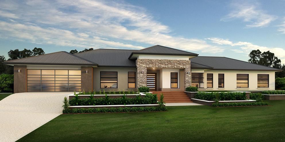 Property stroud homes for Acreage home designs nsw