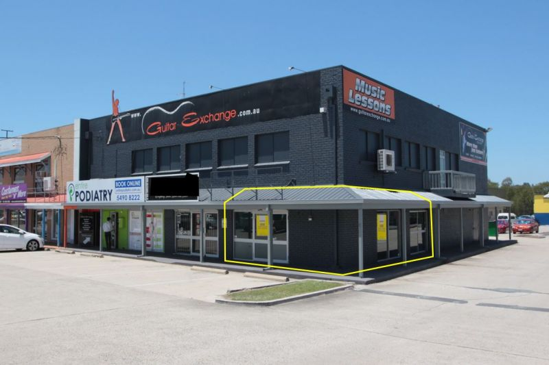 104m2 High Profile Retail Opportunity Fronting Morayfield Road