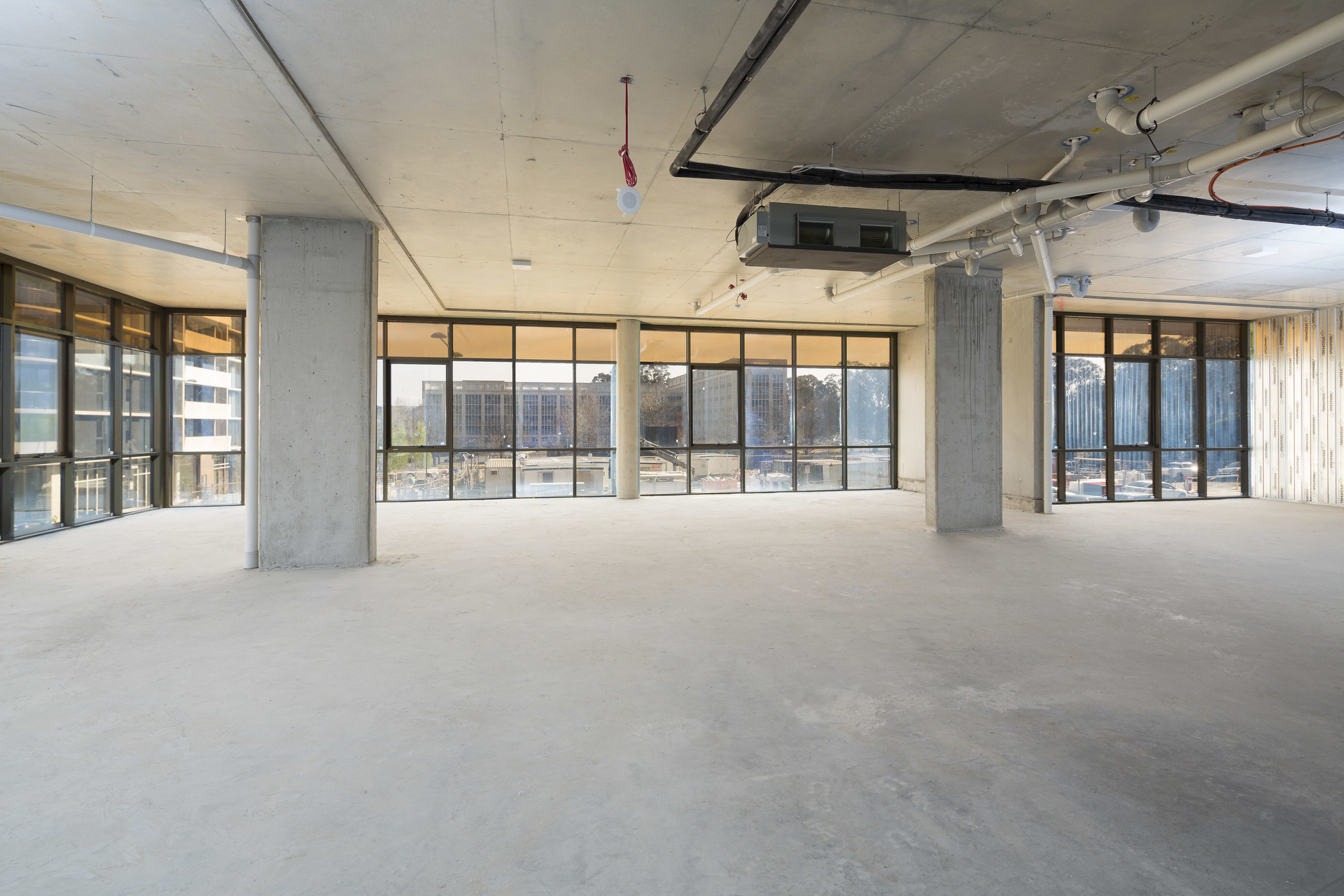 BOUTIQUE OFFICE SPACES IN CAMPBELL 5 PRECINCT