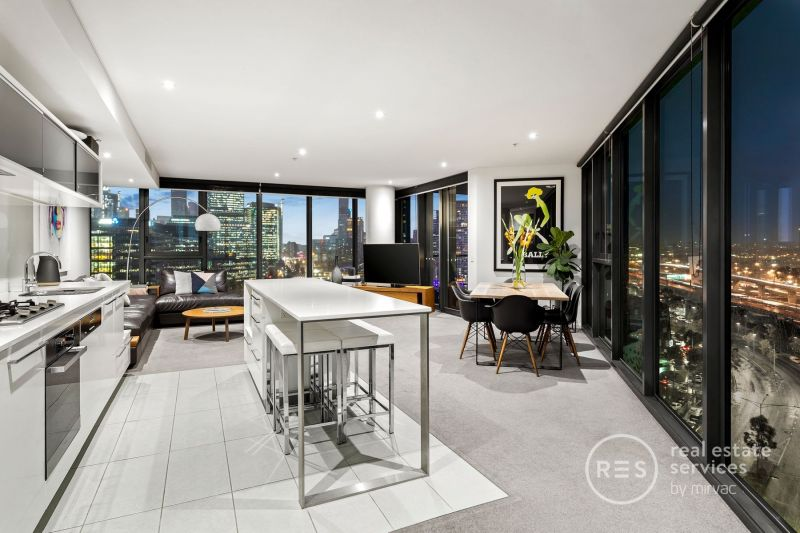 A slice of the stylish and spacious Docklands good life
