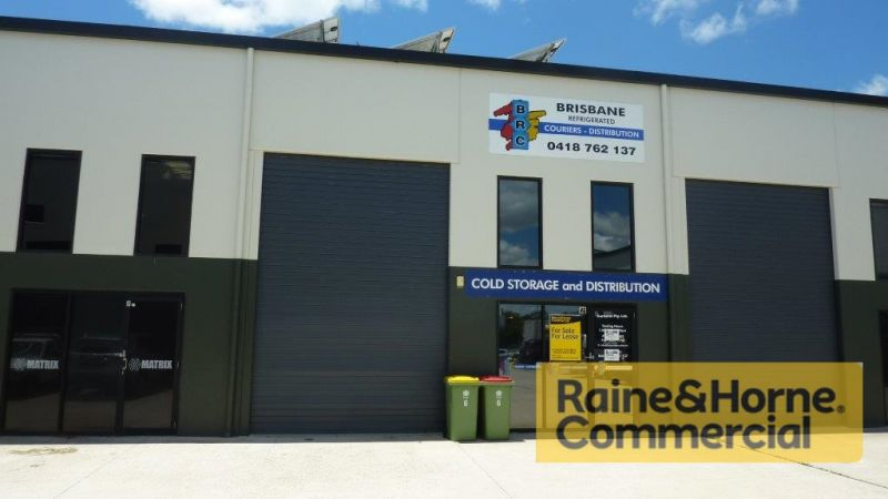 118sqm Modern Cold Storage Facility