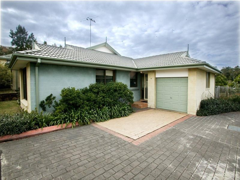 4/18 Linley Way, Ryde