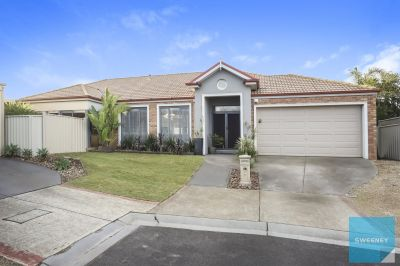 One with the lot! A marvelous home for entertaining and comfortable family living
