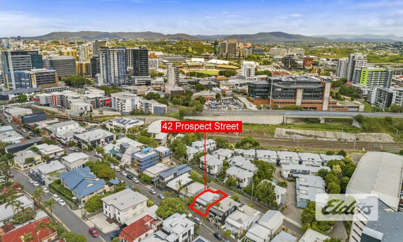 Whole/42 Prospect Street, Fortitude Valley