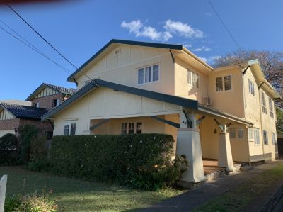 Newly renovated house with covered return verandah