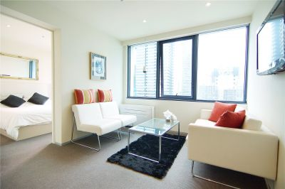 City Tempo: 17th Floor - Spacious One Bedroom with Balcony!