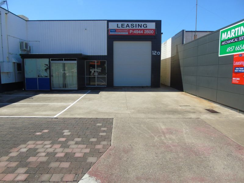 Light Industrial Shed in Mackay CBD