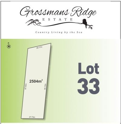 Lot 33/460 Grossmans Road, TORQUAY