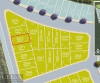 Lot 2572  Proposed Road   Stonecutters Ridge Colebee, Nsw