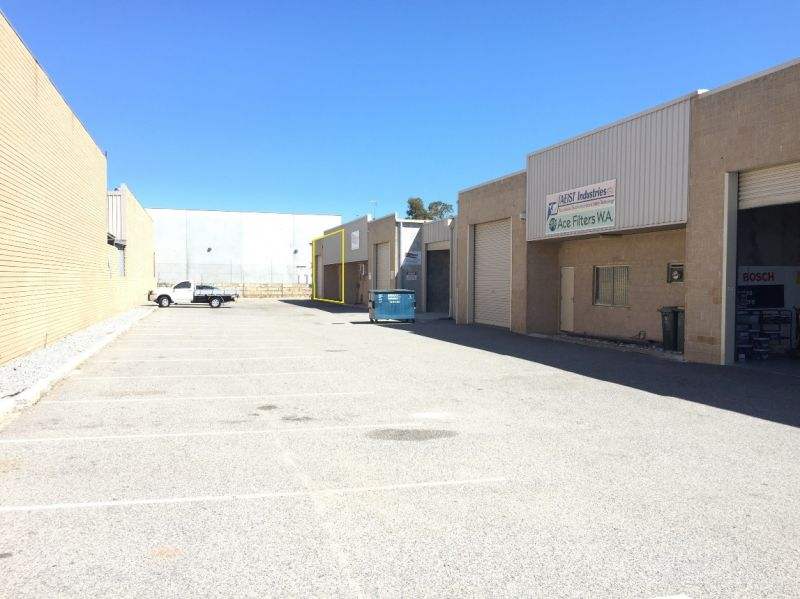 Well-presented warehouse for Lease or Sale