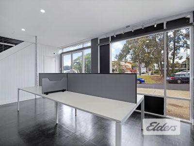 OFFICE / SHOWROOM WITH UNRIVALLED ABBOTSFORD ROAD EXPOSURE!