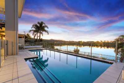 Sensational Views from this Spectacular North Facing Home