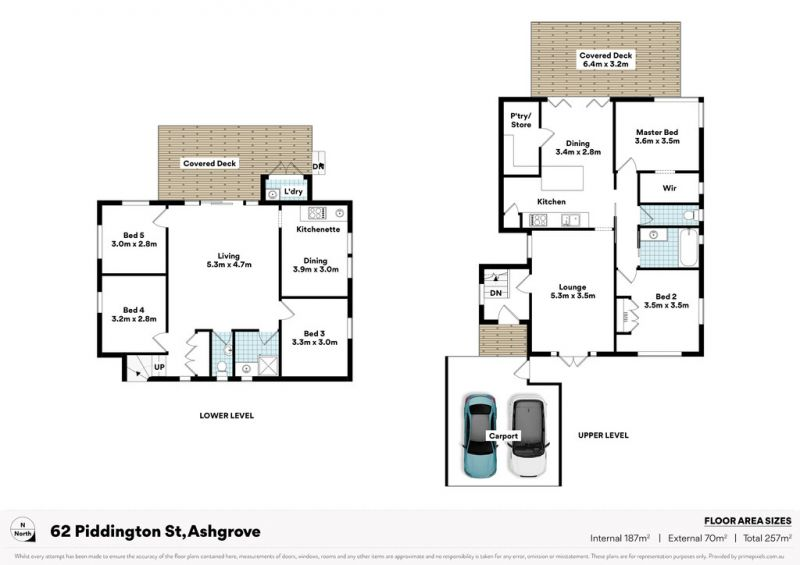 62 Piddington Street Ashgrove 4060