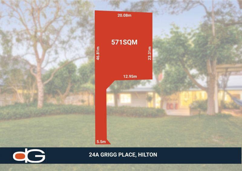 24A Grigg Place, Hilton