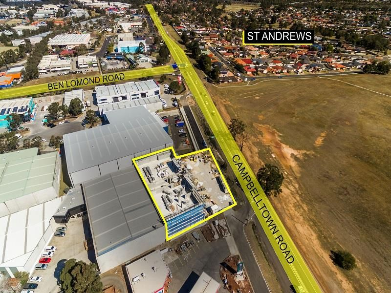 Hi-Tech Bulky Goods Retail Space for Lease | Ideal for Gyms, Health & Fitness Business Types