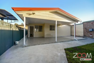 TWO BEDROOMS GRANNY FLAT  REAR OF THE PROPERTY