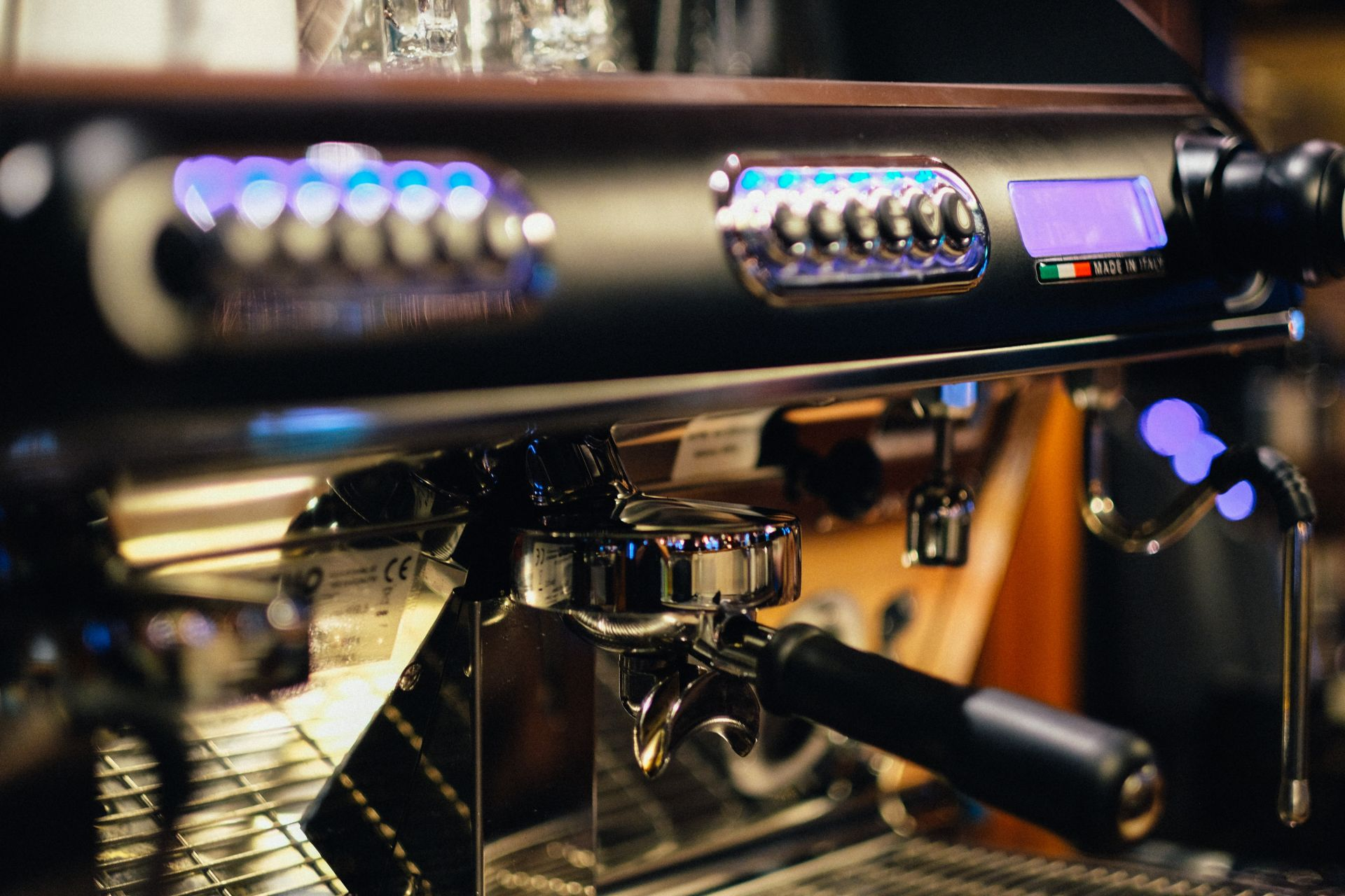 True CBD Espresso Bar, 20kg coffee p/w, 5 yr Lease - WIWO