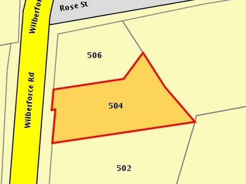 504 Wilberforce Road Wilberforce 2756