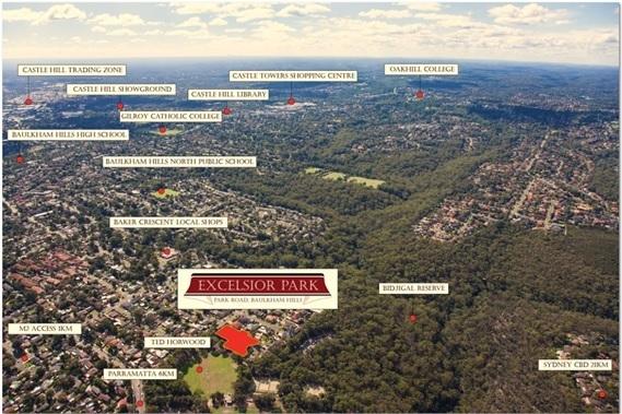 Baulkham Hills Lot 306 McGee Place