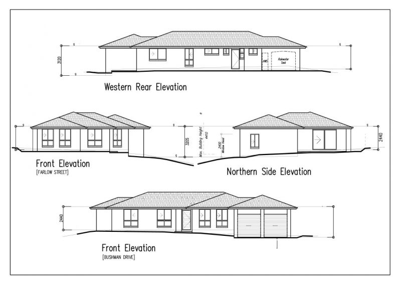 Brand new 3 bedroom house in Wauchope