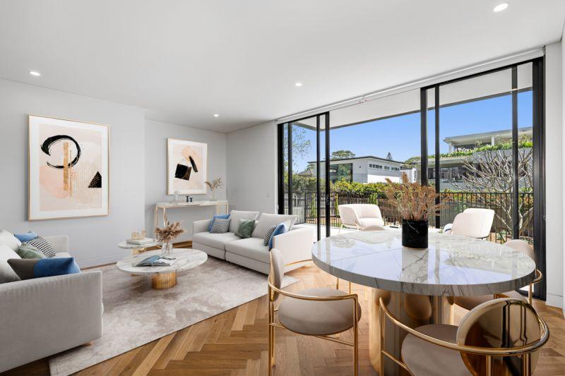 Three Bedroom Luxury Garden Apartment