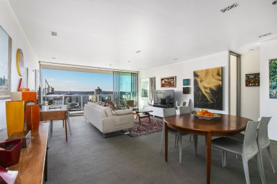 DEPOSIT TAKEN 1 Bed + Study - with Breathtaking City, Opera House & Water Views