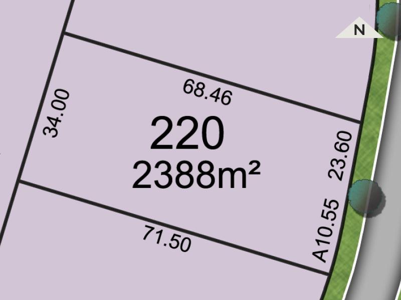 Branxton Lot 220 Pin Oak Circuit
