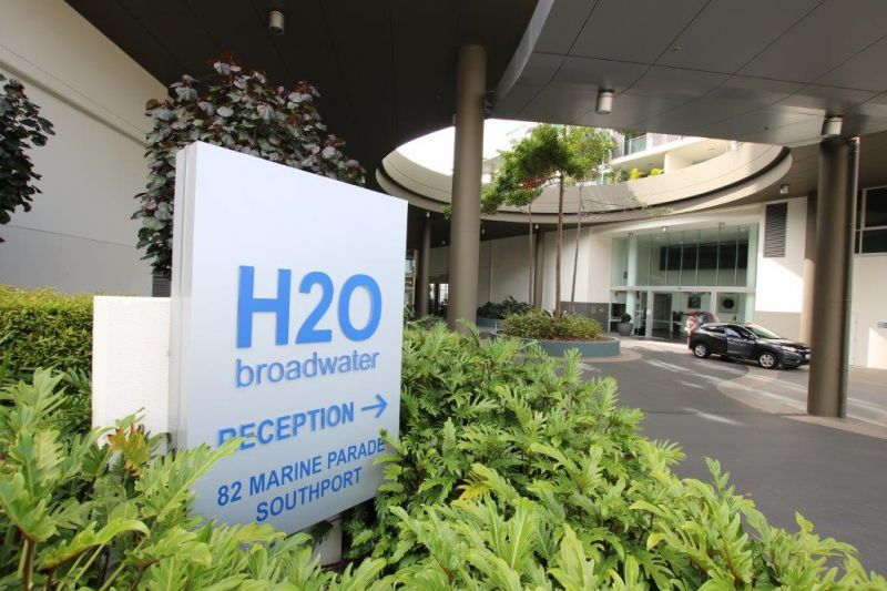 Office/Retail Space in H2O Broadwater!