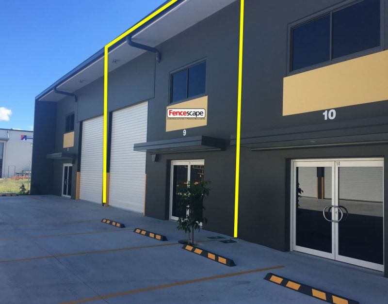 Modern Industrial Warehouse Available For Sale or Lease