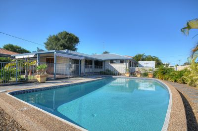 Spacious Family Home with a Pool!!