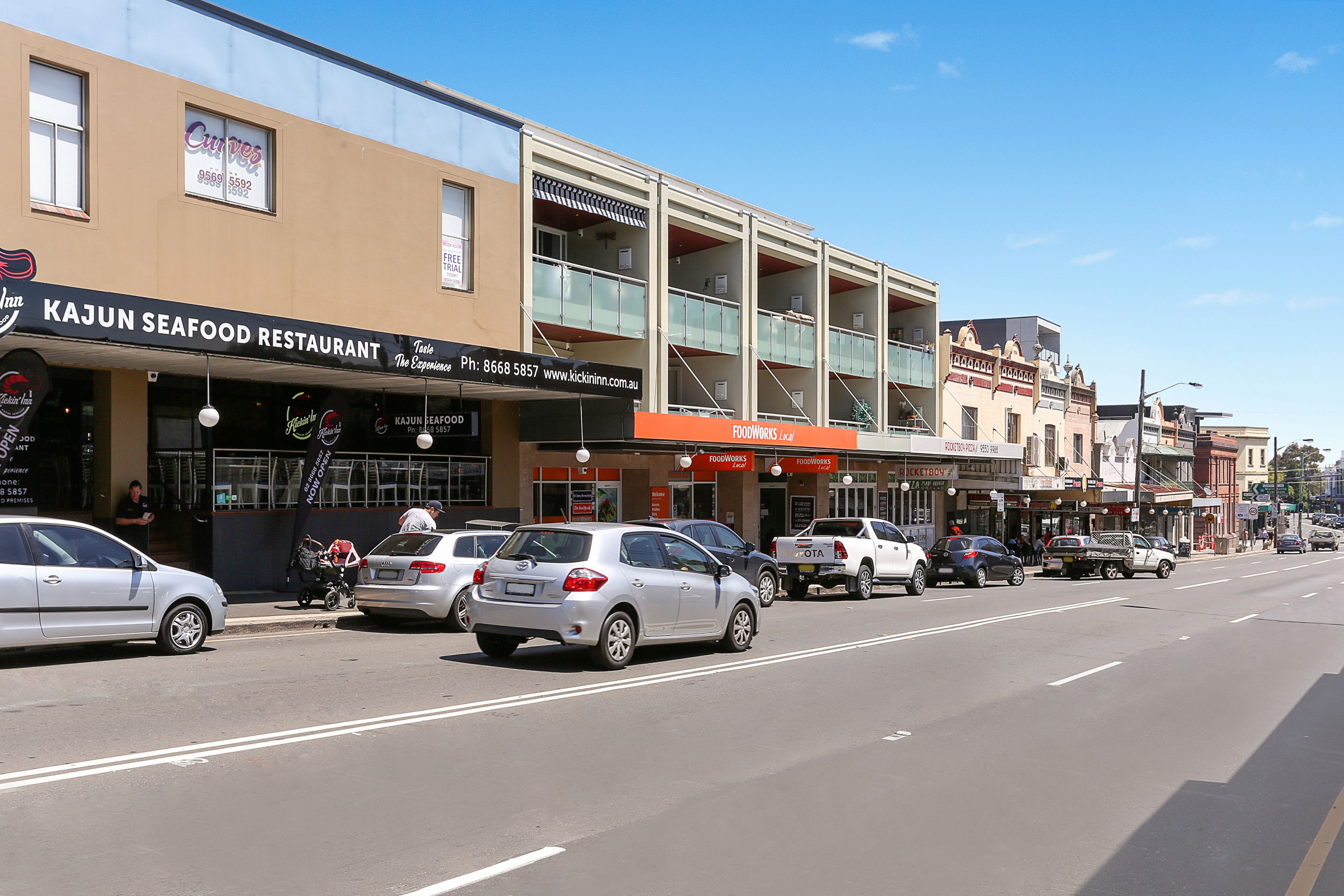 G03/1-15 West Street, Petersham NSW 2049