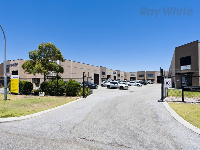 PRICE REDUCED JANDAKOT INDUSTRIAL UNIT