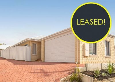 BRAND NEW - For Lease