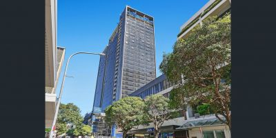 2803/45 Macquarie Street, Parramatta