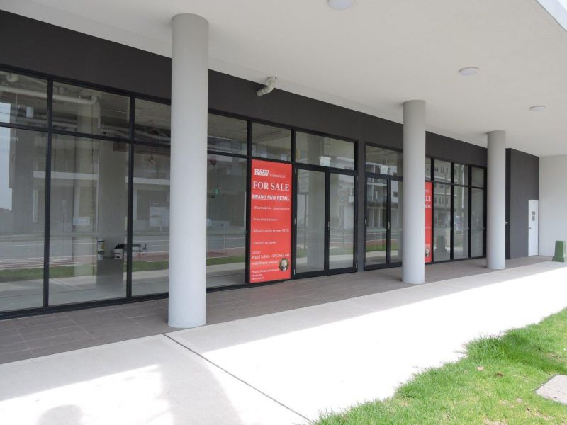 BRAND NEW OFFICE / RETAIL SHOP - PRICE SLASHED TO SELL!!