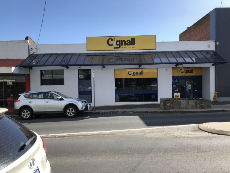 Prime Office or Retail Space in Smithton's Main Street