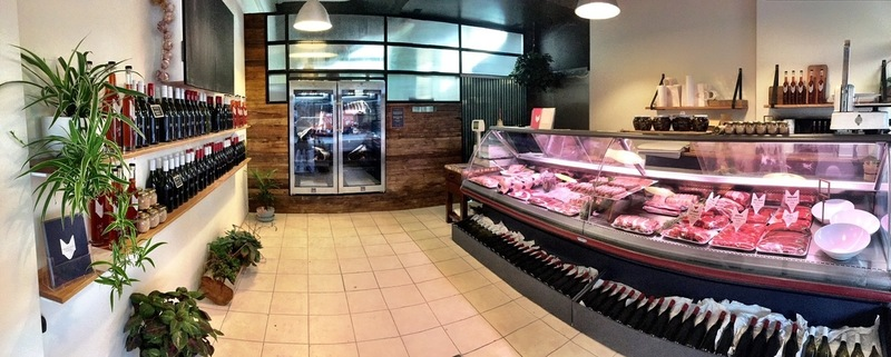 Food Retail Shop With Dwelling , Richmond , Opportunity For Takeaway , Deli , Butcher , Bakery