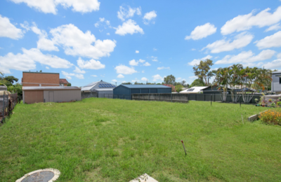 Not to be missed Flat Vacant Land! Perfect Location!