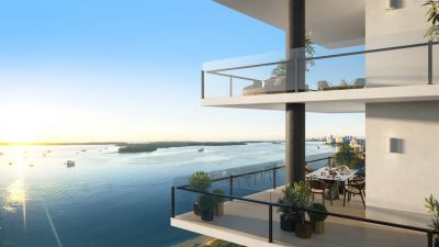 One Per Floor Limited Edition Designer Residences  ORO Broadwater